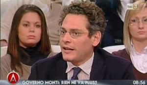 Michel Martone ospite di Agorà